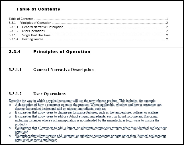 Aquila Solutions doc template sample